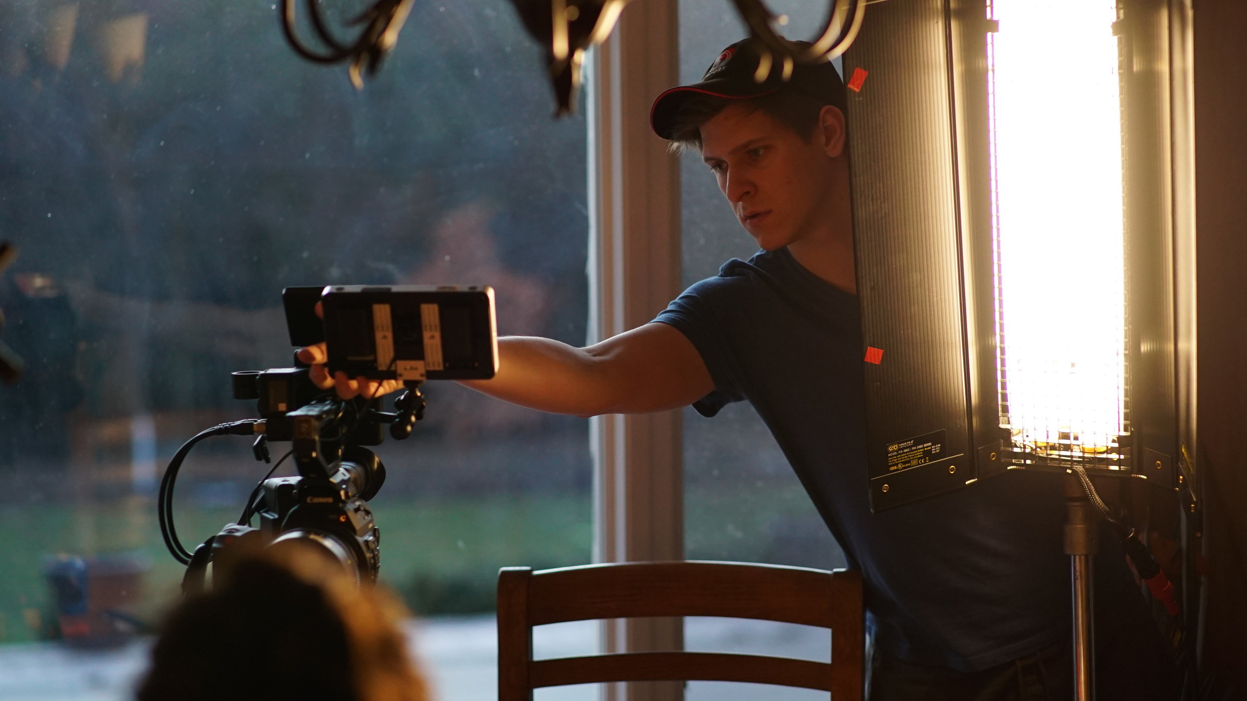 ZACH ROTH - DIRECTOR OF PHOTOGRAPHY