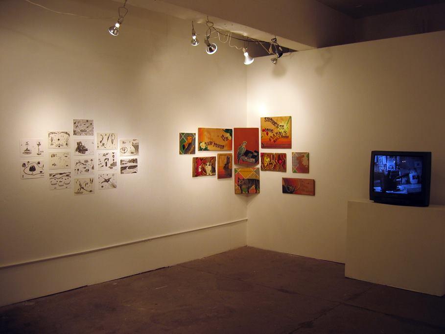 Animal Logic. Guest curator: Kimberly Aubuchon