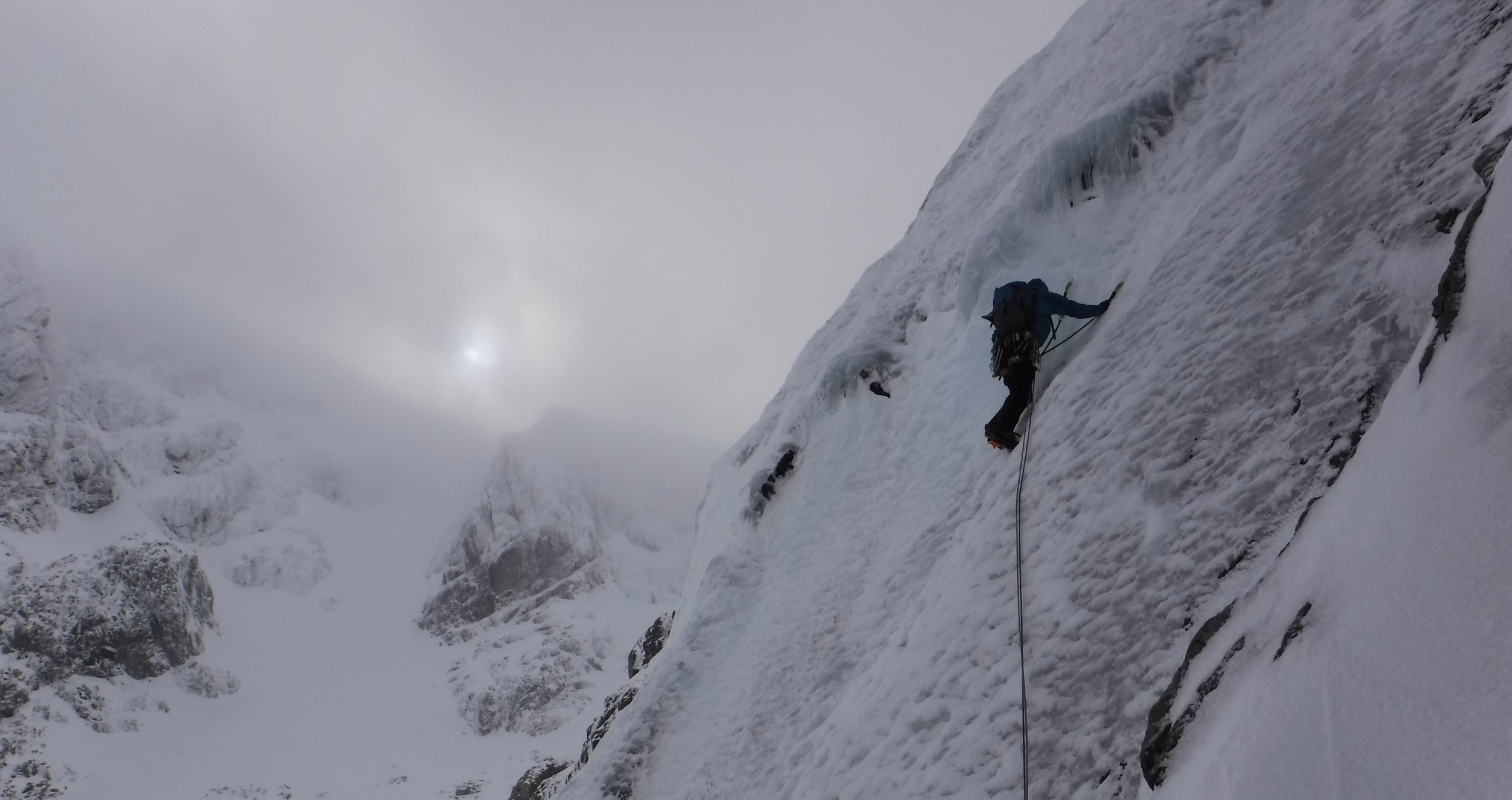 The Curtain, IV,4, Ben Nevis, March 2016