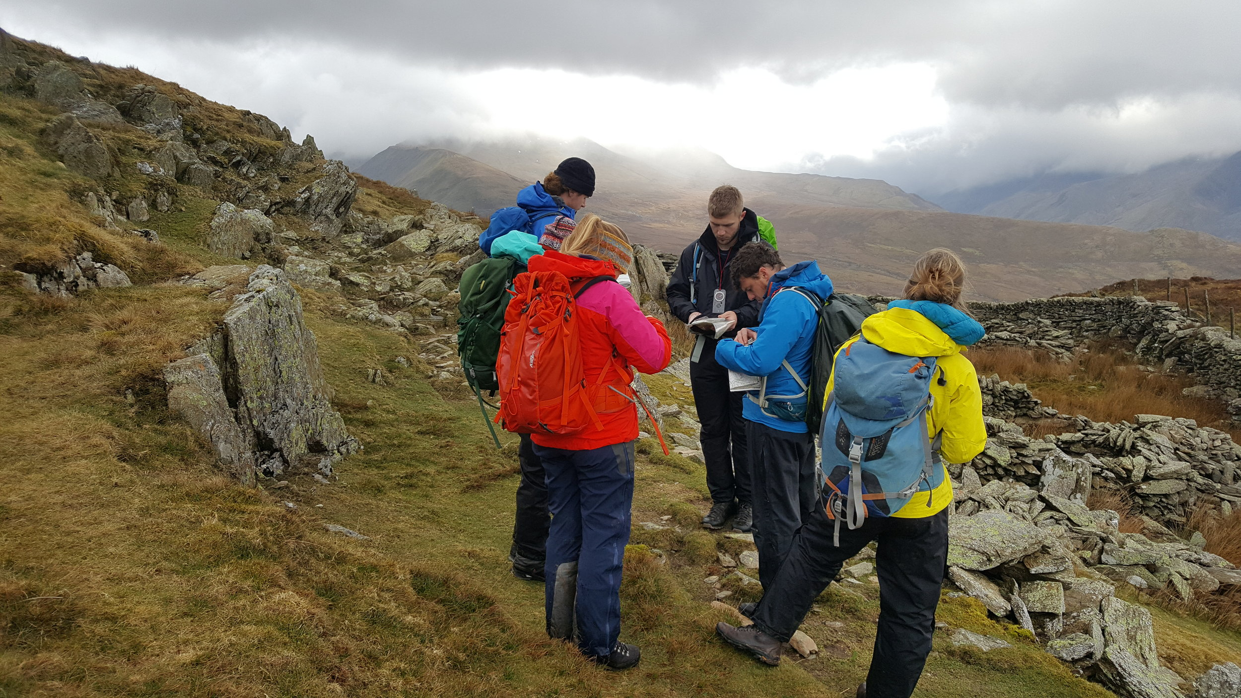 Aspiring Mountain Leaders