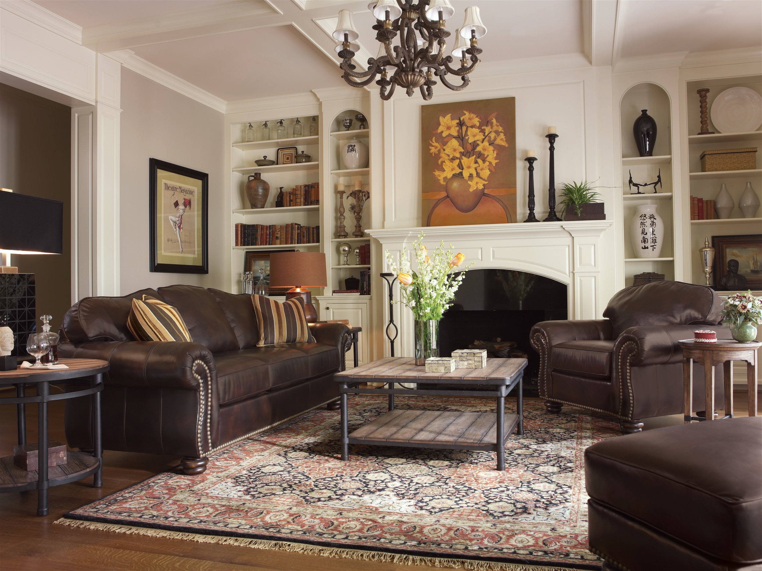 Stationary Sofa Groups - Comfort Meets Beauty