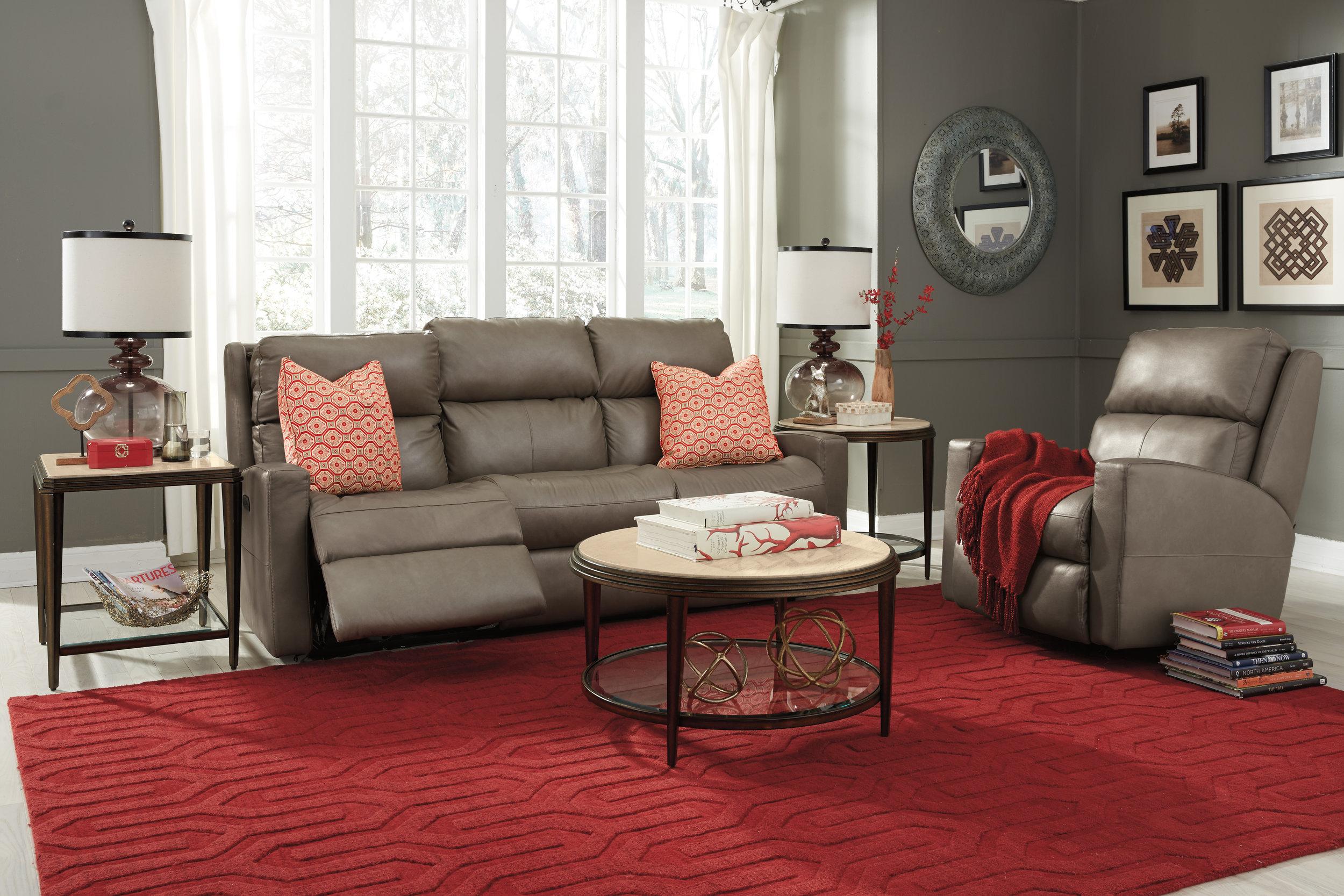 Reclining Sofa Groups - Maximum Comfort & Style