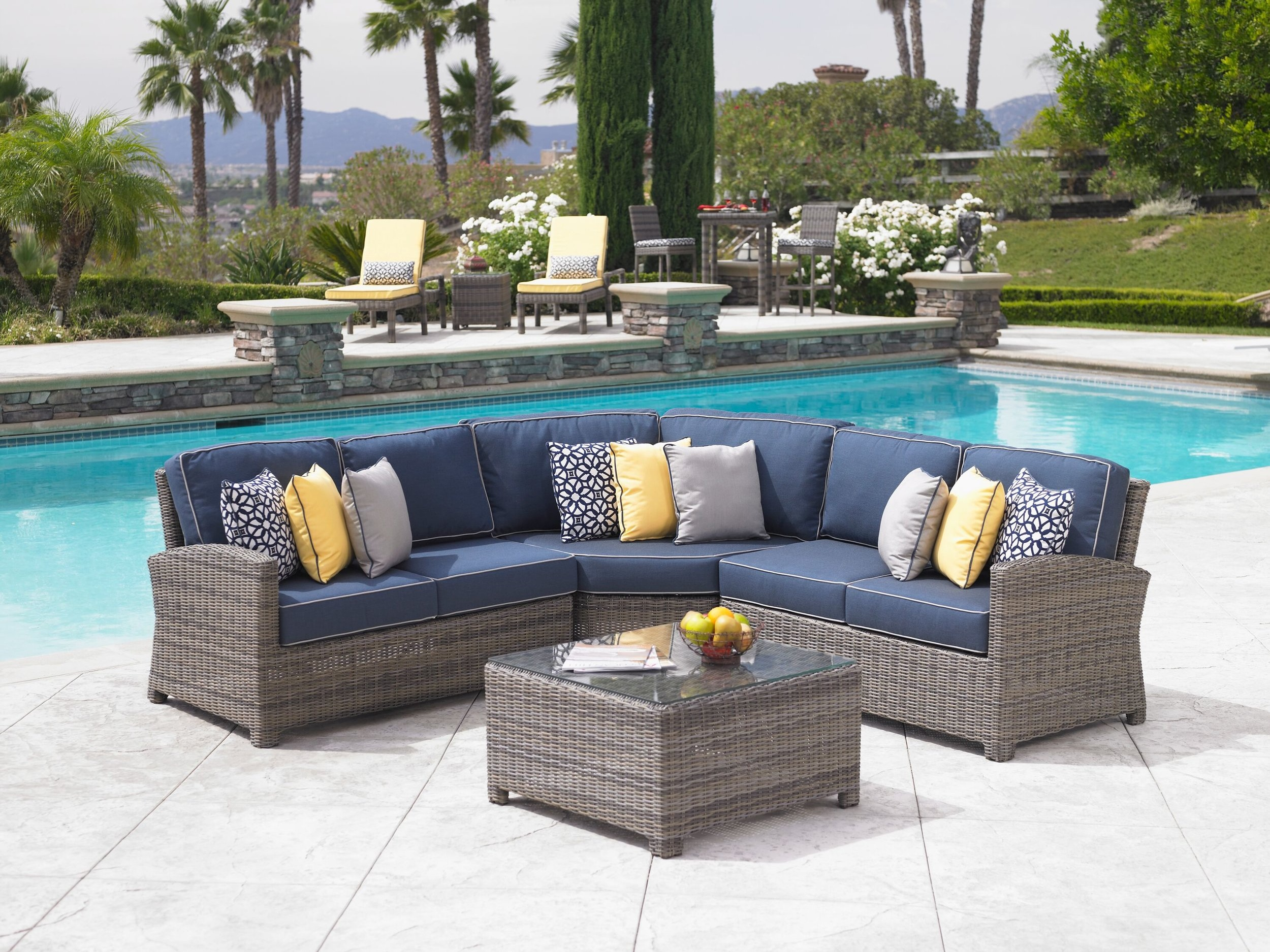 Sectionals and Seating -