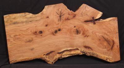 "Oak 30"" - 41"" wide x 78"" long 1 3/4"" thick"