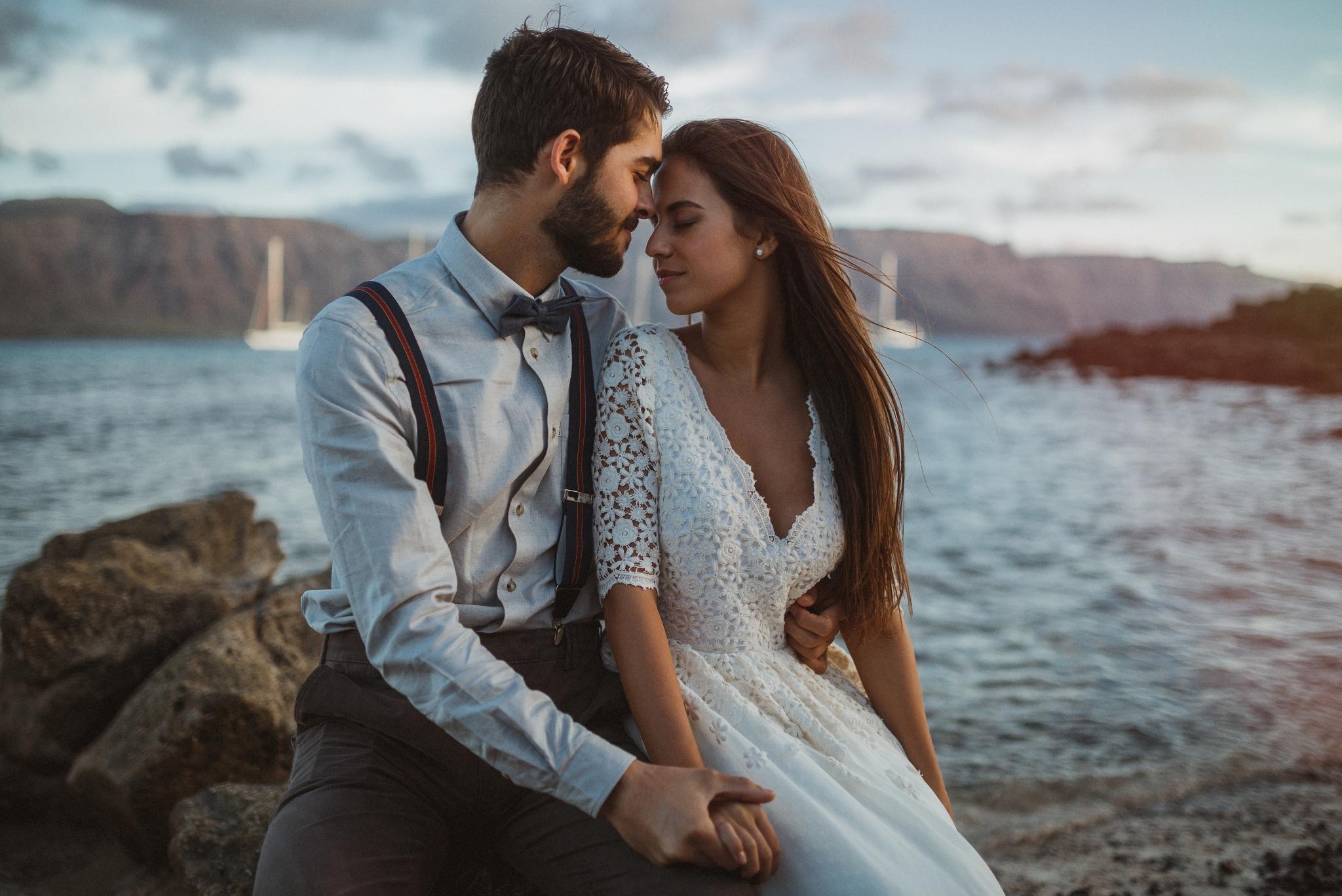 Miriam and Eduardo