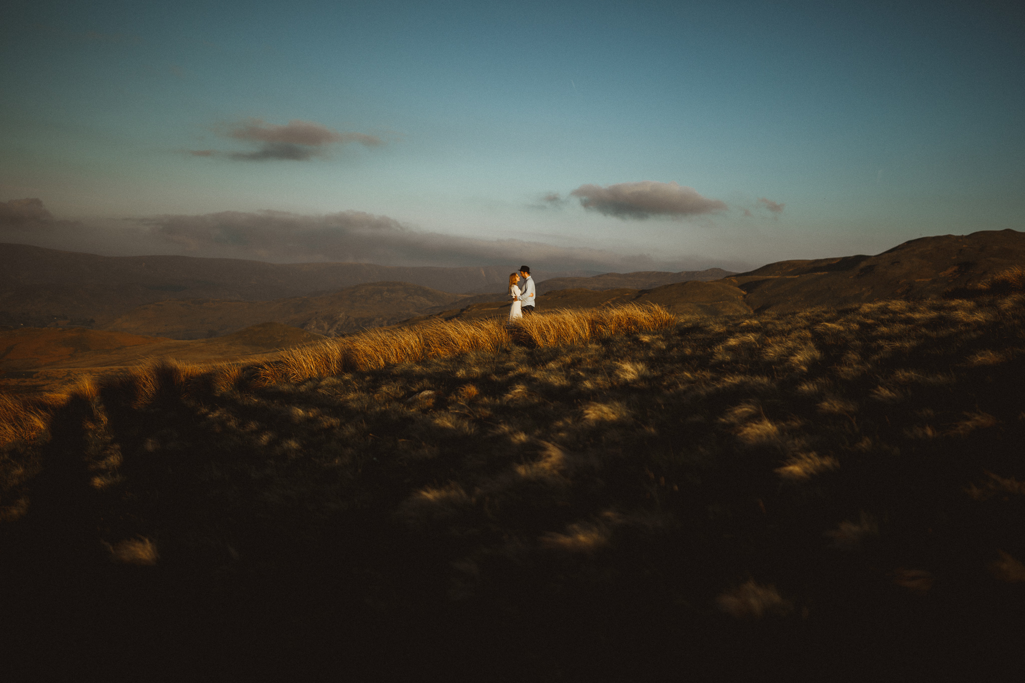 Lake District Couple Session