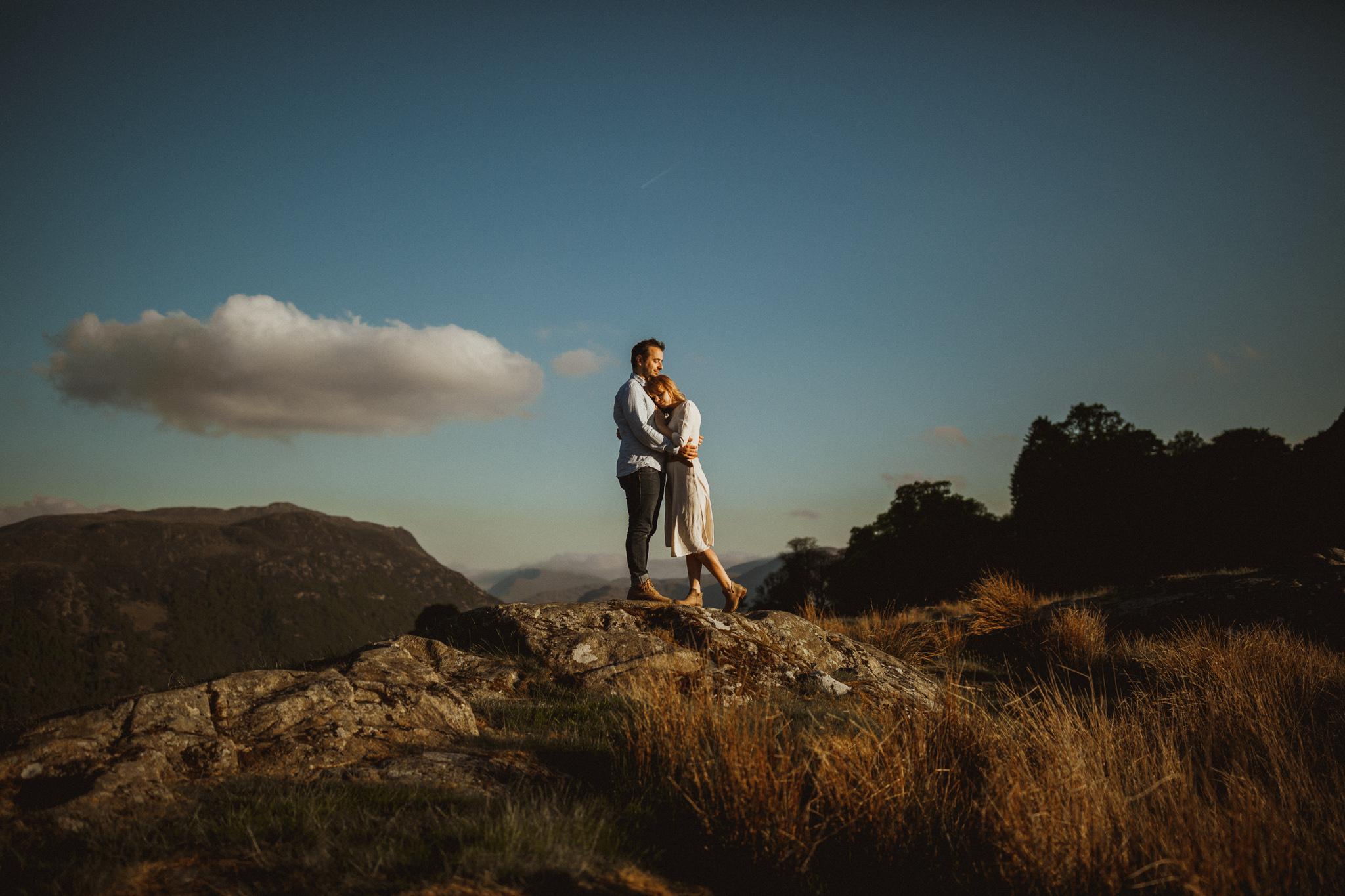 lake district wedding videographer