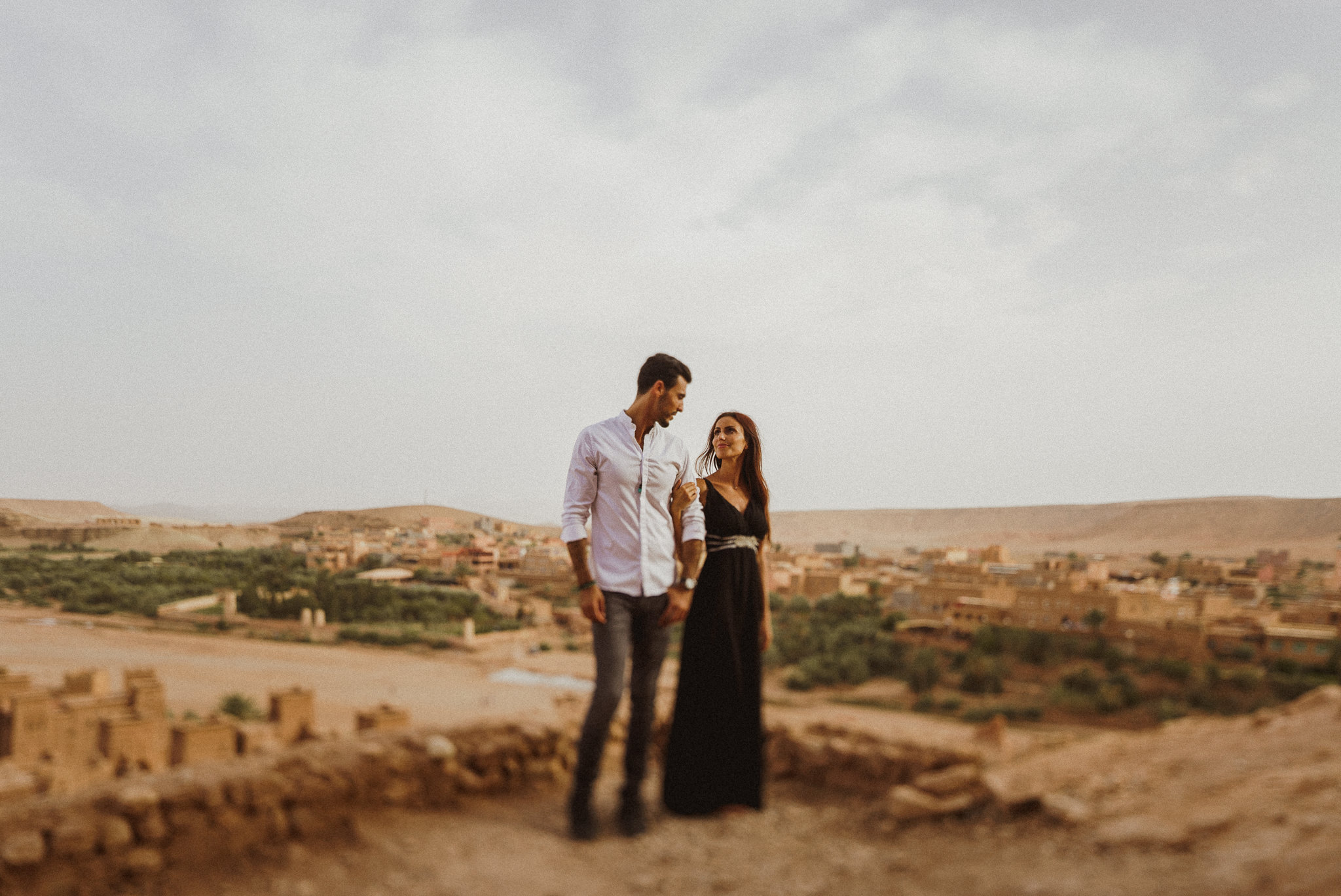 Ait Ben Haddou Elopment Photographer
