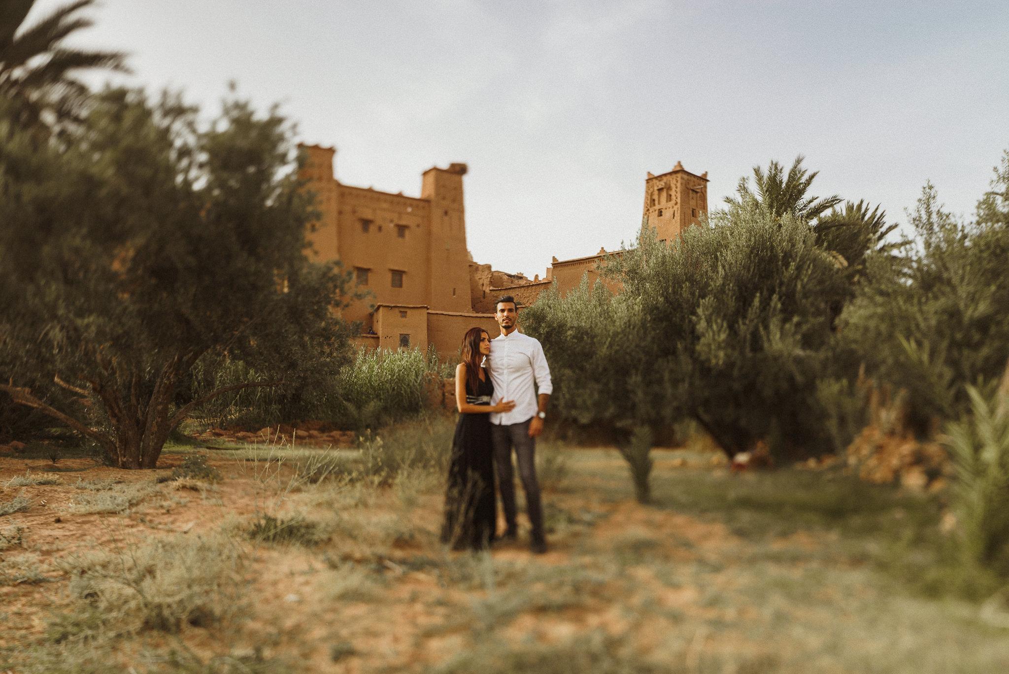 Morocco Wedding and Elopment Videographer