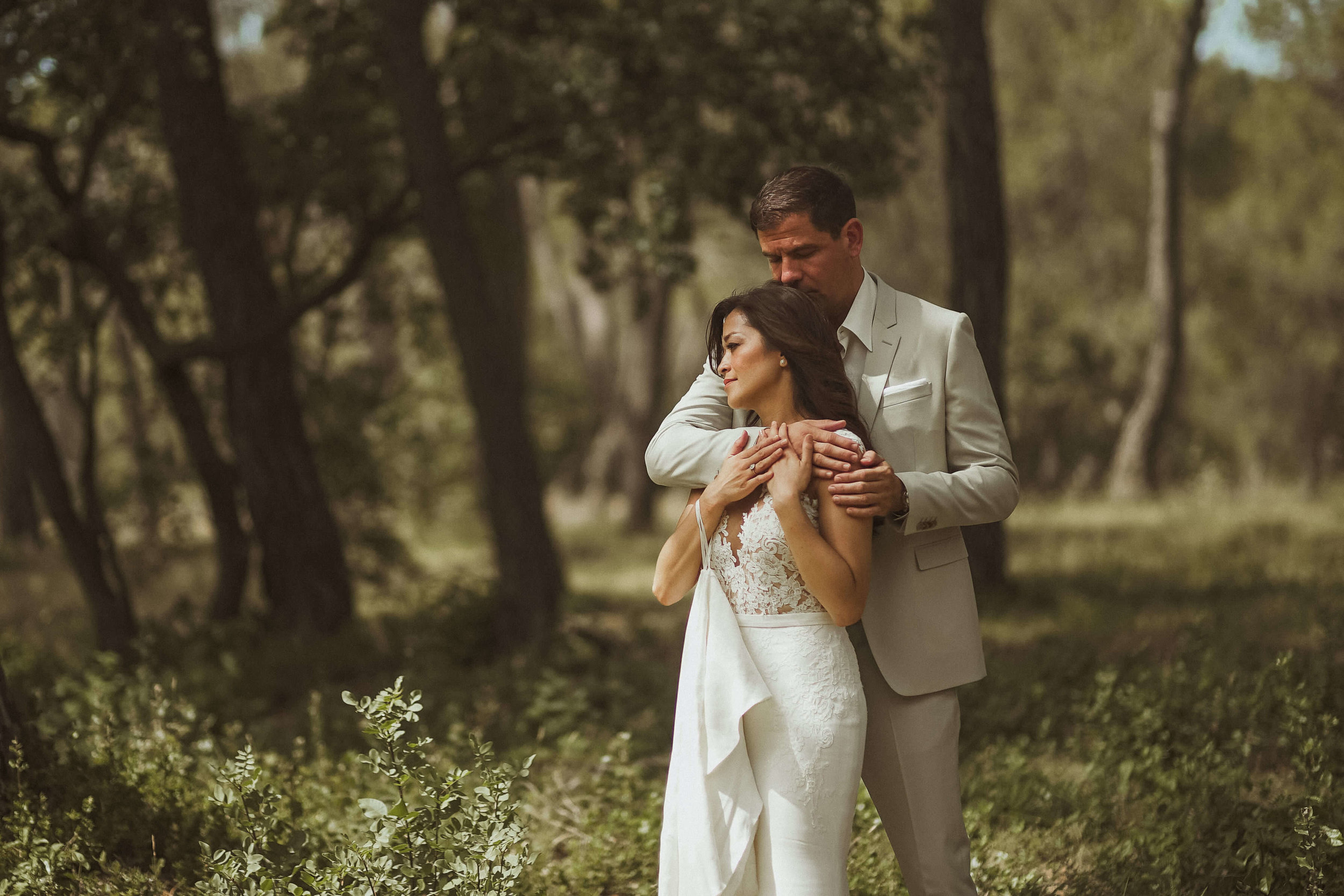 Mas de la Rose Wedding photographer