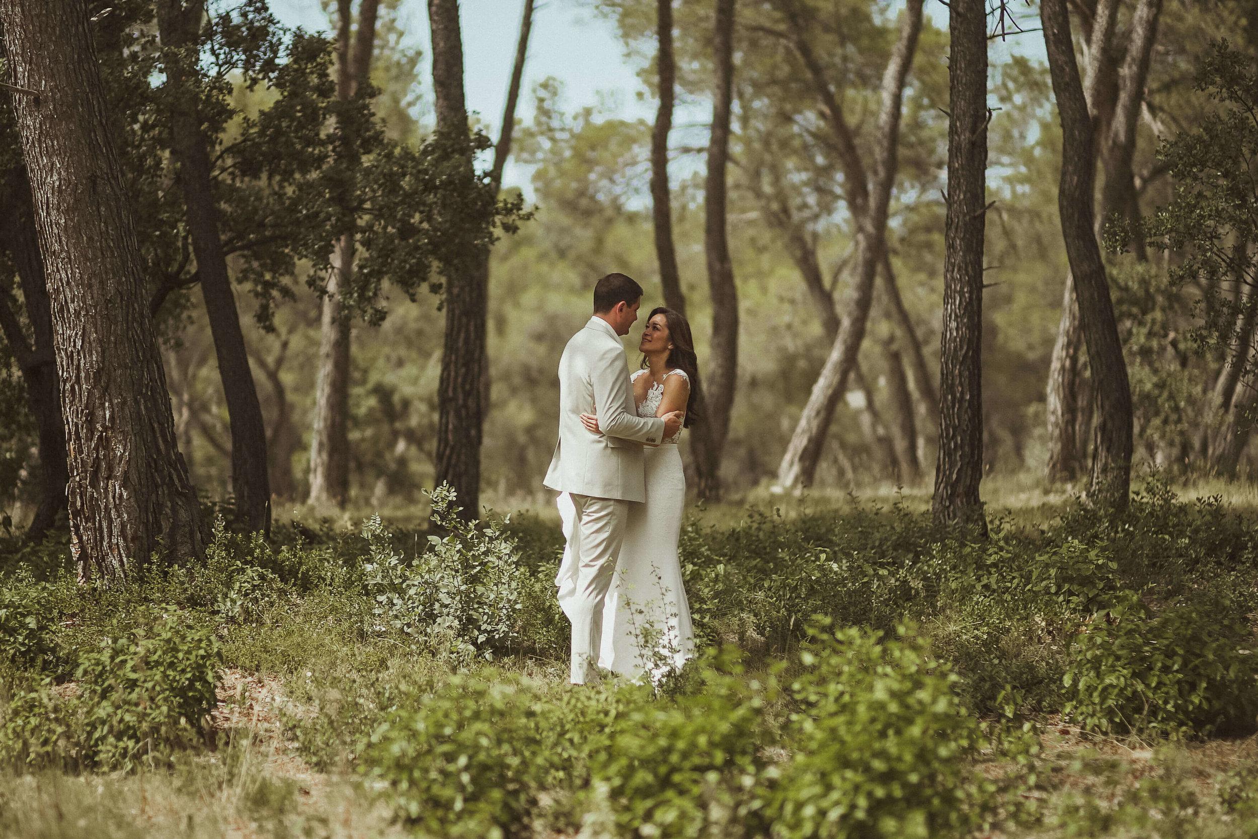 Mas de la Rose Wedding Photography