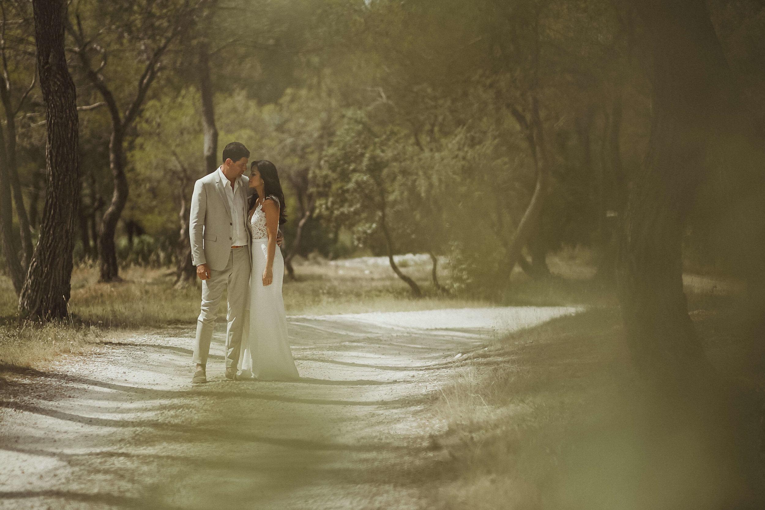 Provence wedding videographer