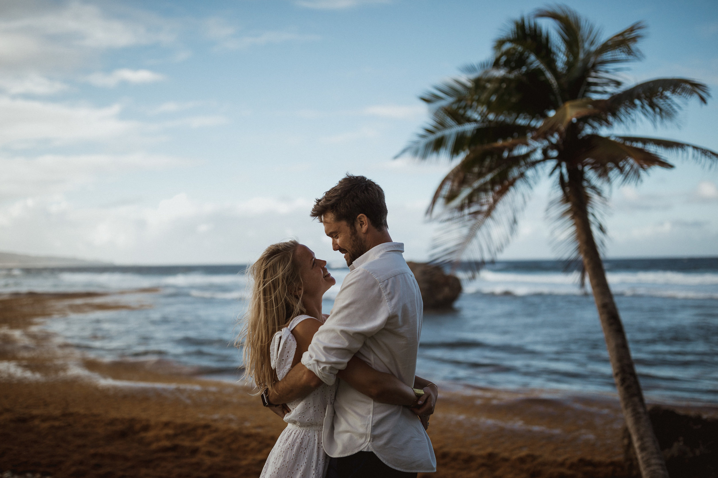 Bathsheba, Barbados // Pre-Wedding Session