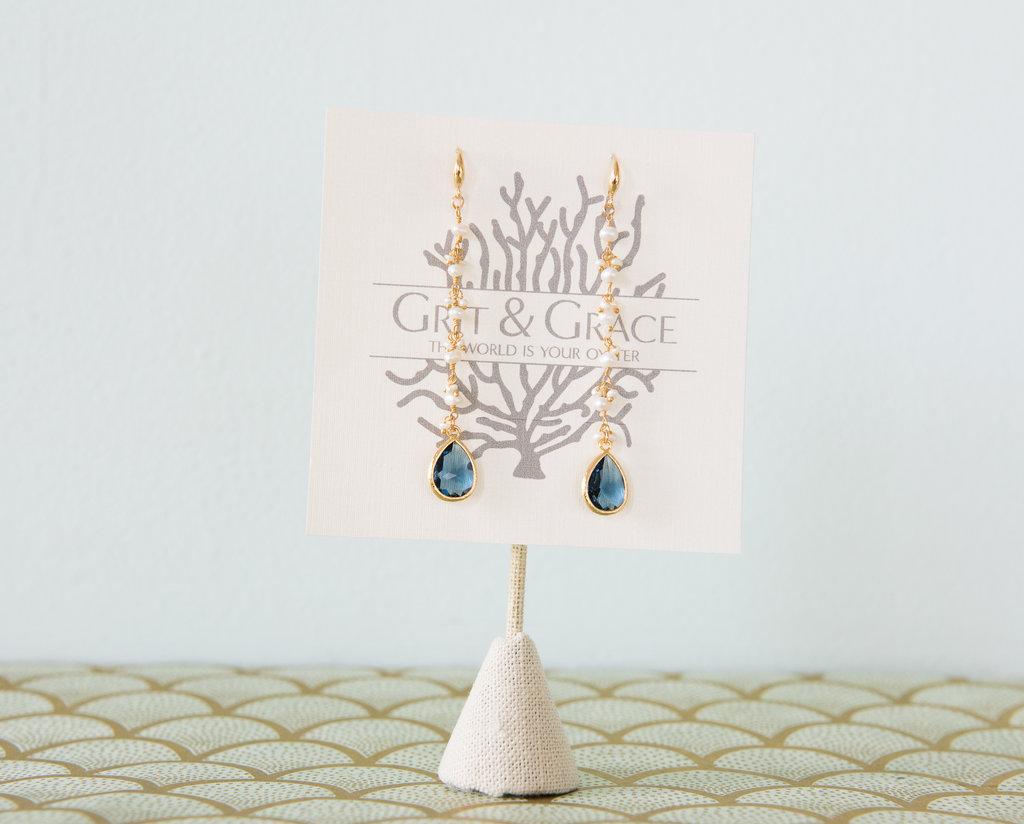 Angel Oak earrings