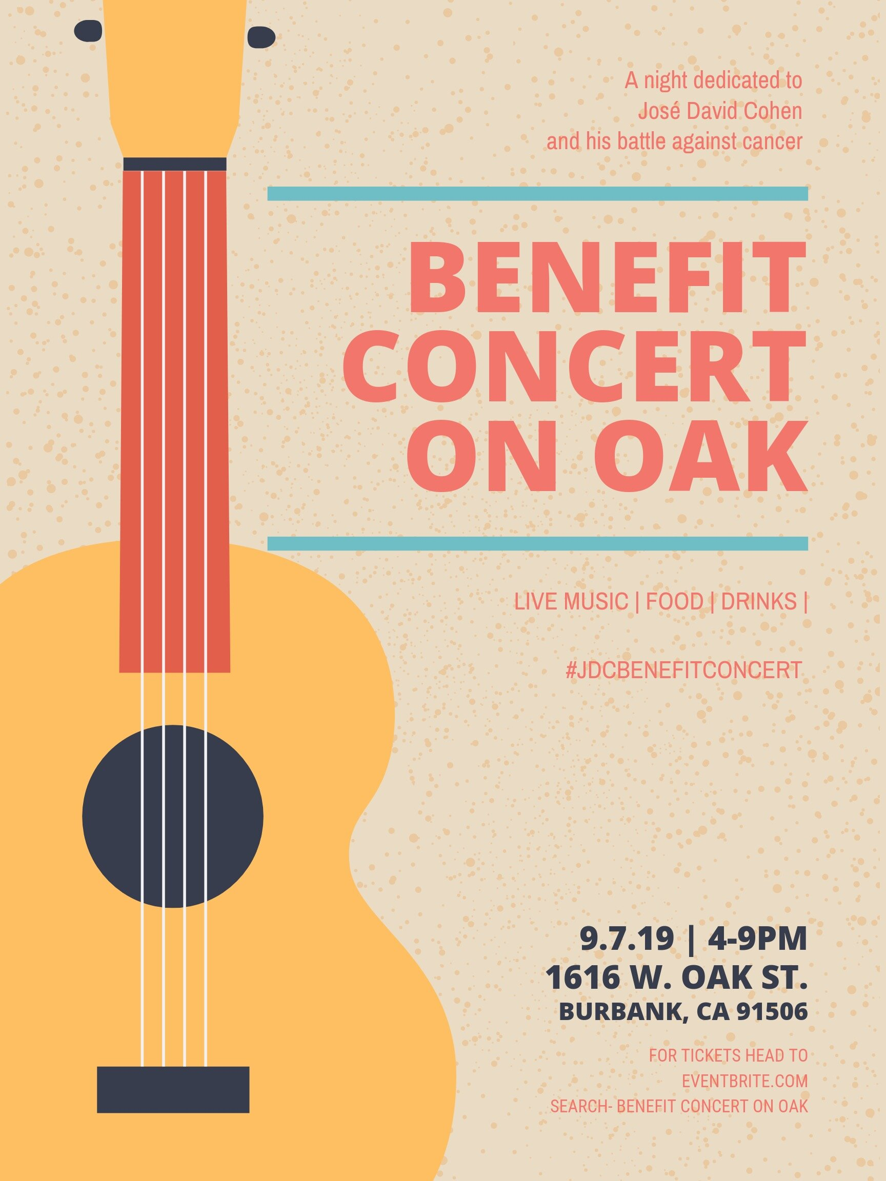 """Show at the """"Benefit concert on oak"""" - Jean performed at the """"Benefit concert on oak"""" on 09.07.2019 in Burbank, CA."""