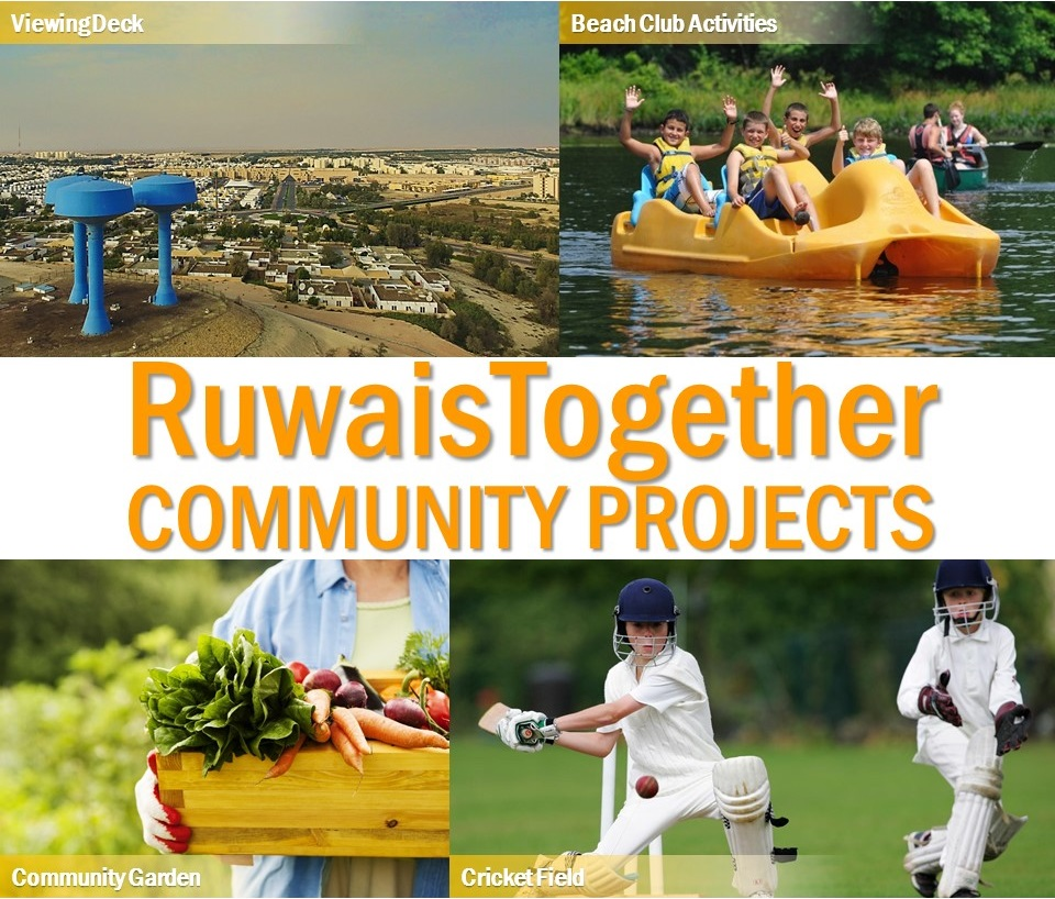 What's the latest on the Community Projects? -