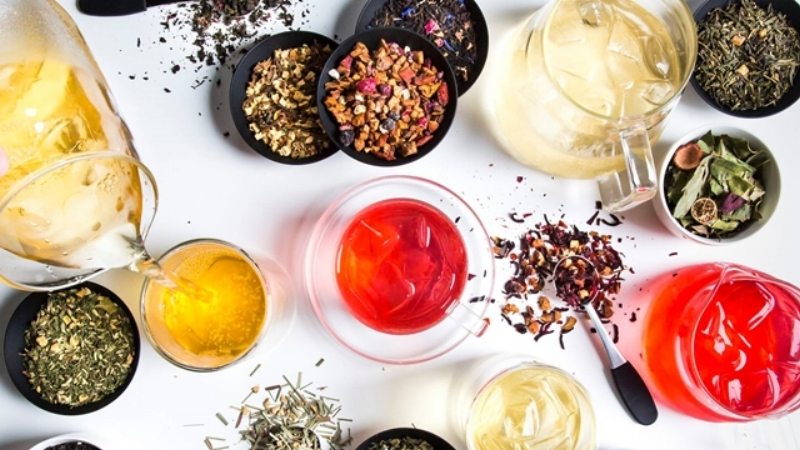 Reinventing Traditional Moroccan Tea -