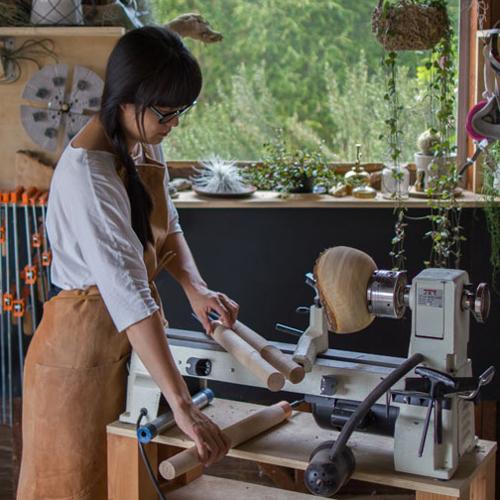 Top Ten: Woodworkers on Instagram — CROWD.