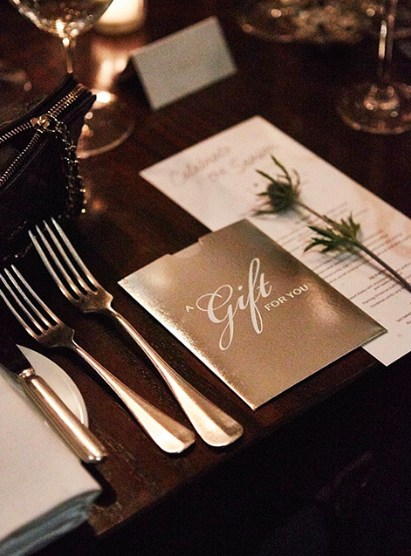 To celebrate the beginning of the festive season Willis invited their favorite influencers to dine together and talk about their new collection. -
