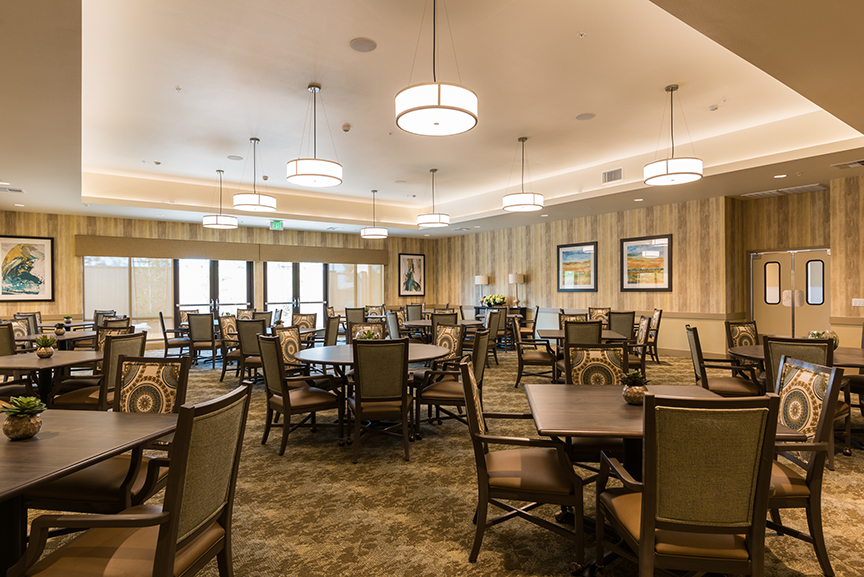 Emerald Court Expansion Dining Room
