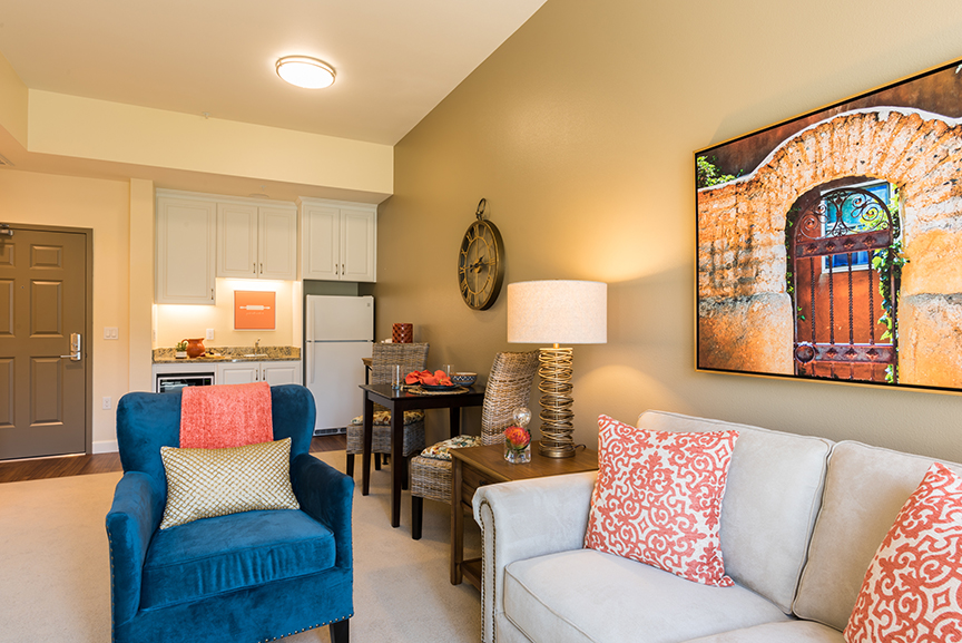 Emerald Court Expansion Residential Unit