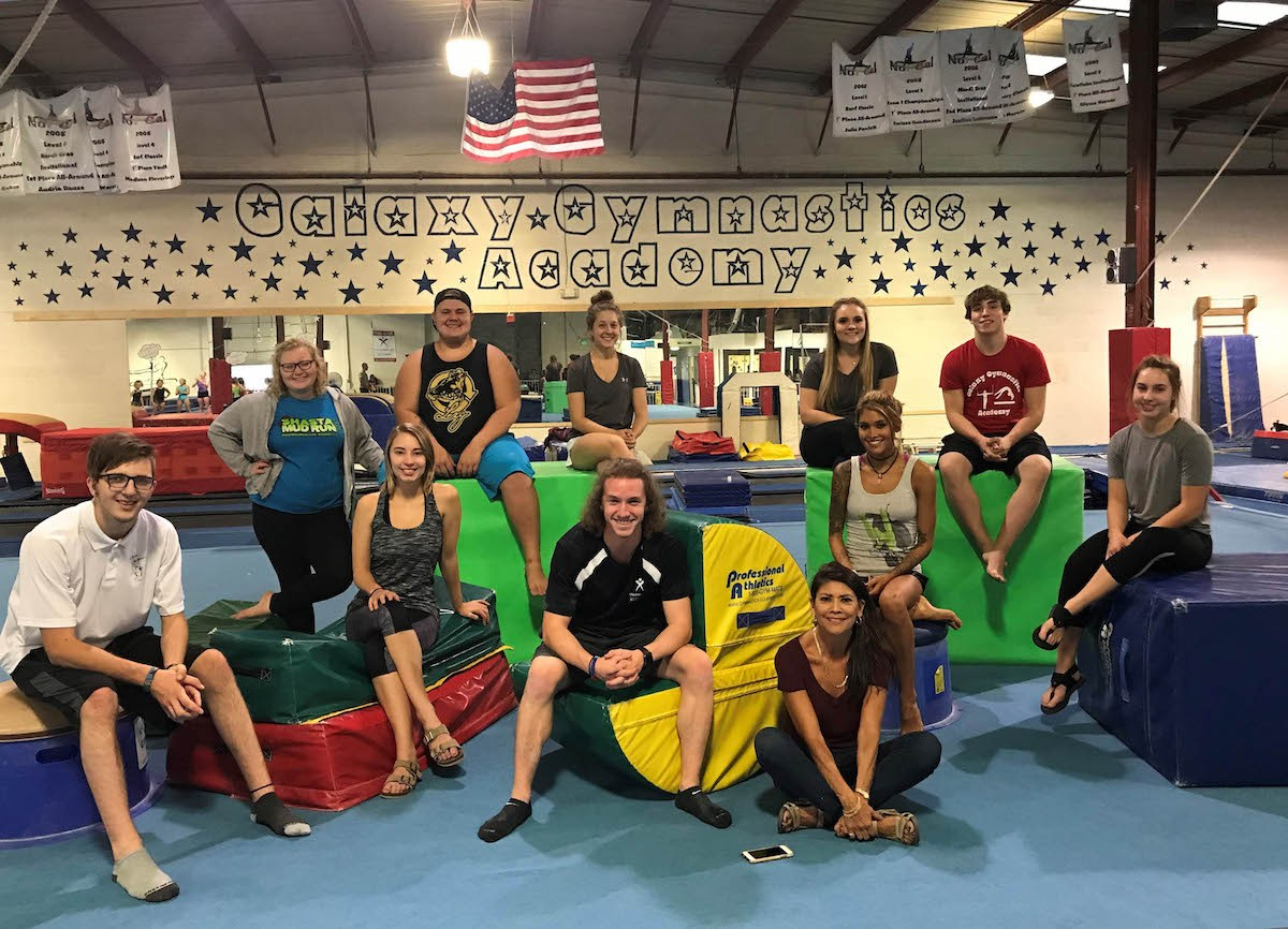 Back Row - Left to Right    Lindsay McWhorter Jeremy Lack, Abby Bunnell, Allyssa Harner, Logan Sadler      Front Row - Left to Right  Joey Klein, Shawna Lyter, Tristan Gifford, Stephanie Miller, Kacee Miller, Macy Wayne
