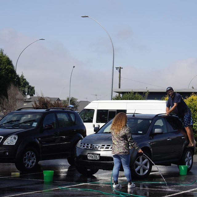 This time last week we were car washing up a storm!  Huge thanks to everyone who came and supported our fundraiser, we couldn't do it without you! Only 19 days until Easter Camp, yeowww!