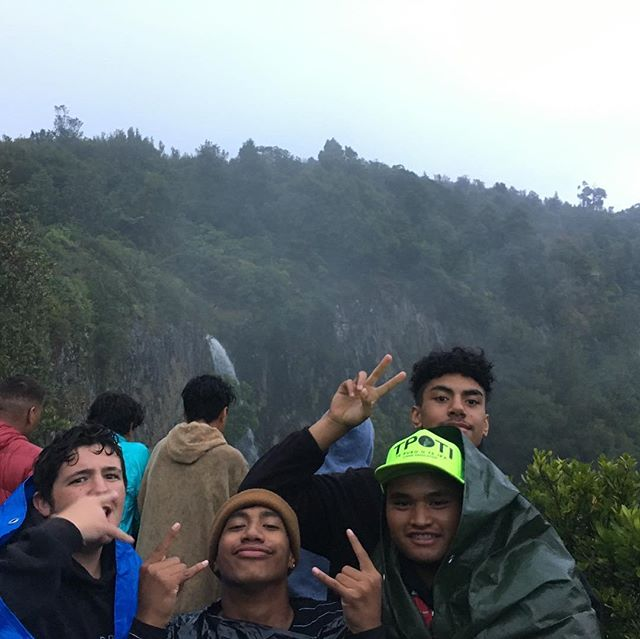 Wairēinga with the crew from @surfside_youth last week! Even the rain couldn't hold us back!