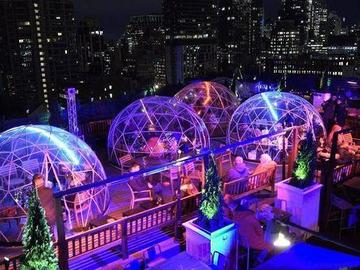 Salsa & Bachata Class + Rooftop Party  - Saturday, May 5th, 20187:00 PM  8:00 PM230 Fifth (map)Join this very popular upscale party at one of NYC's most exclusive penthouse lounges - surrounded by floor to ceiling windows with breathtaking panoramic views of the NYC skyline. 2 For 1 Drinks, Complimentary Appetizers, DJ, Dancing, Giveaways & More all on the 20th Fl Private Empire Room!You will also have free access to the rooftop and the heated igloos!