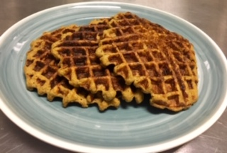 Recipe of the week: Sweet Potato Banana Waffles