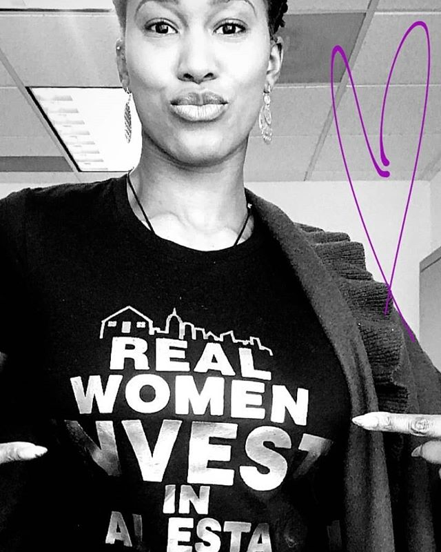 It's a movement! #realwomeninvestinrealestate #realestate #realwomeninvest ##weathandhealth