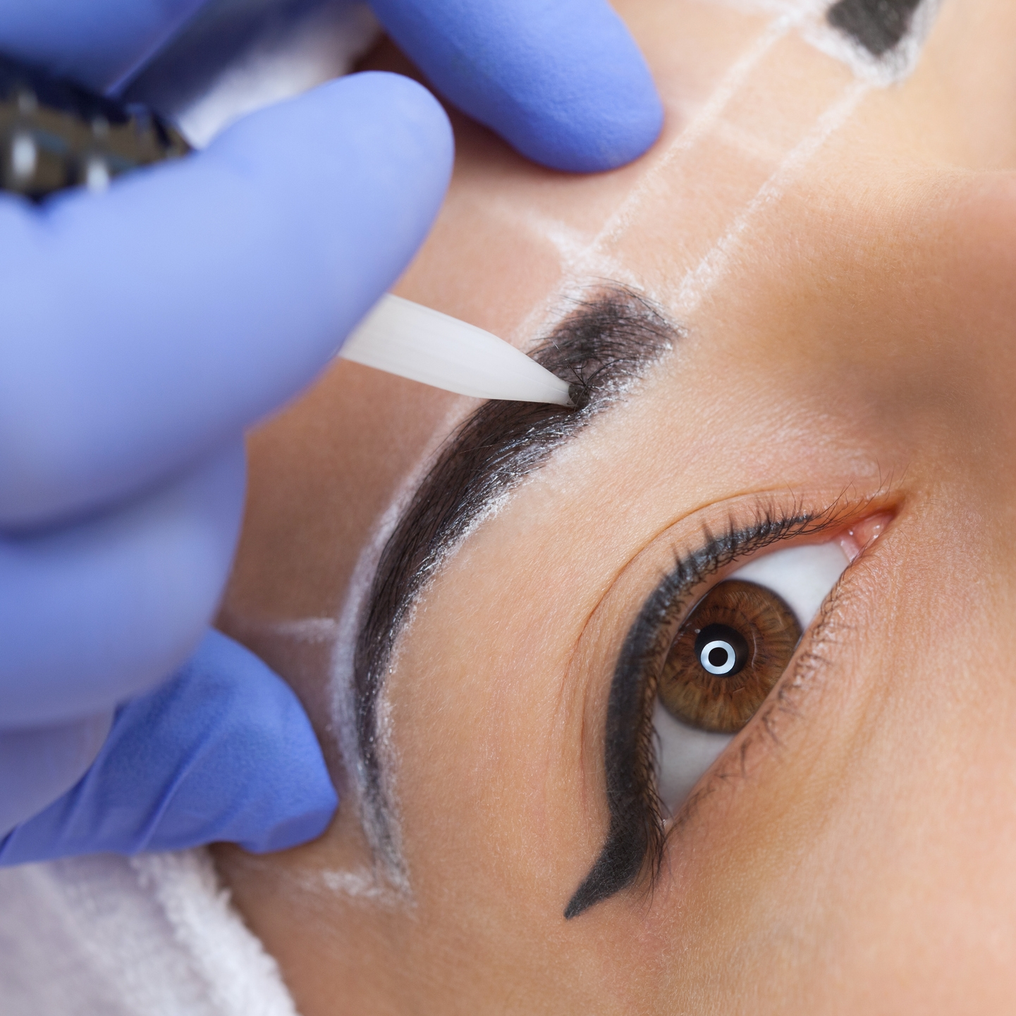 EPermanent Powder Eyebrow Tattoo Permanent Makeup Near Me