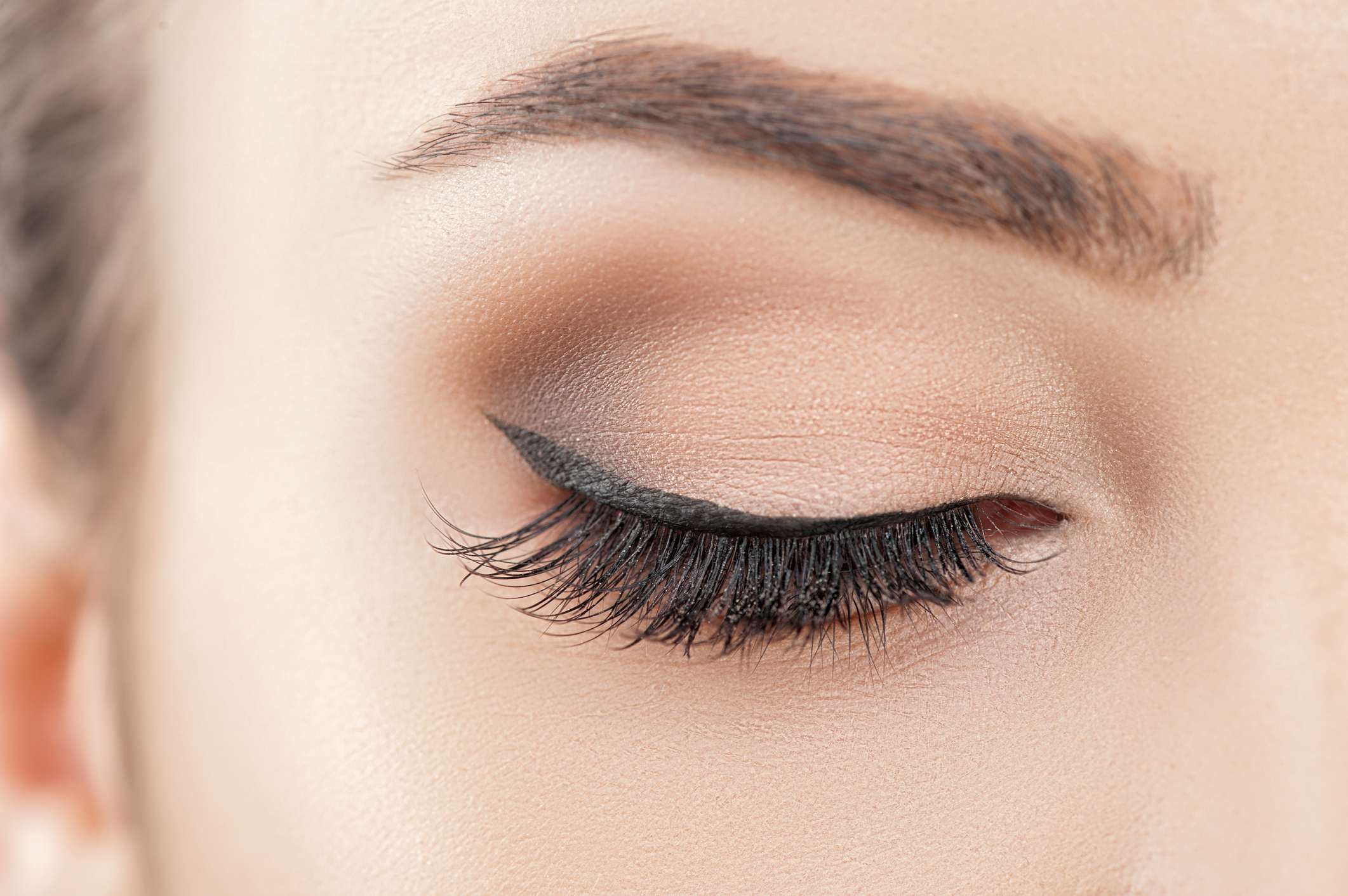 Permanent Eyeliner and Eyelash Enhancement, Lash Enhancement