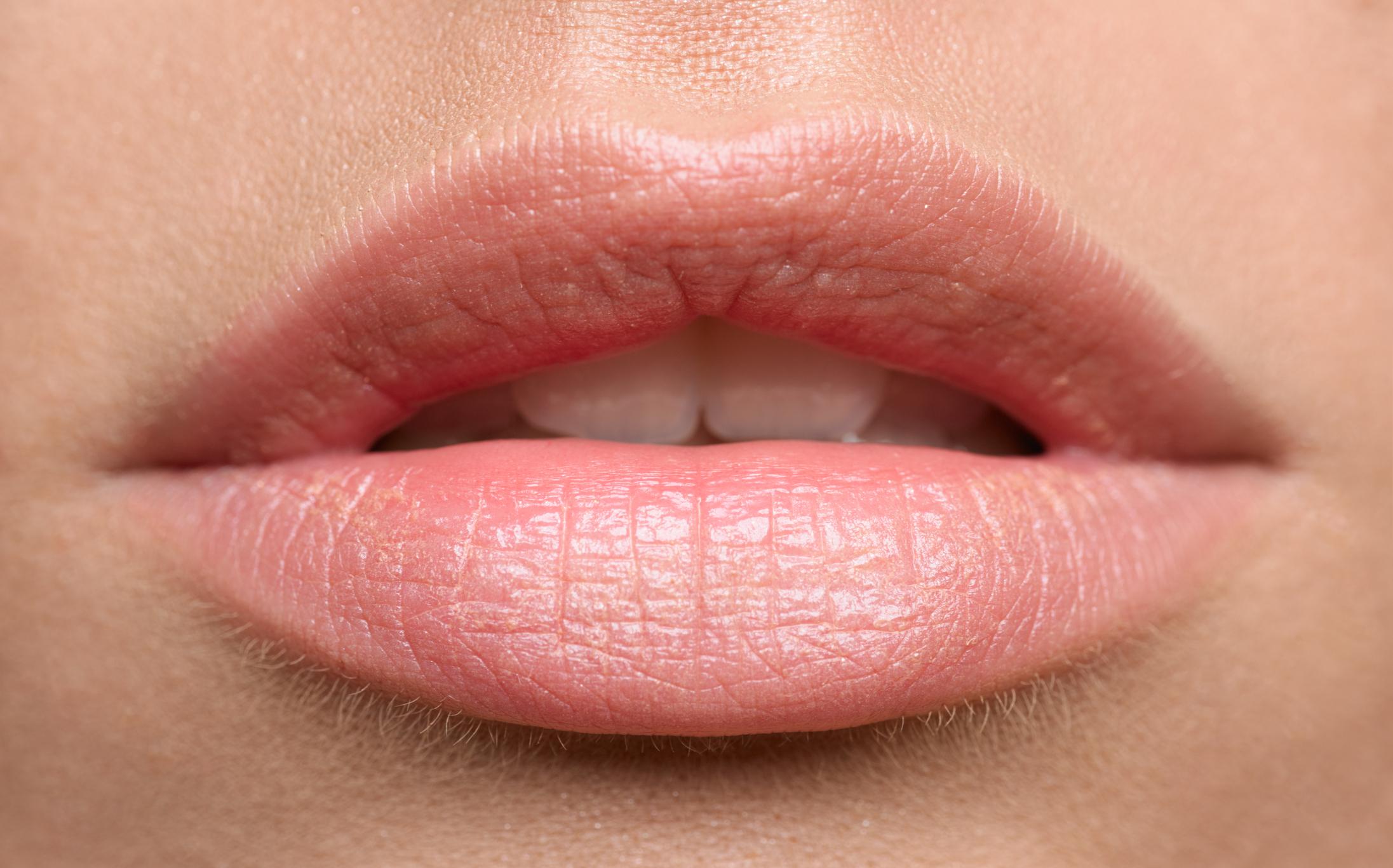 Powder Pink Permanent Lip Color
