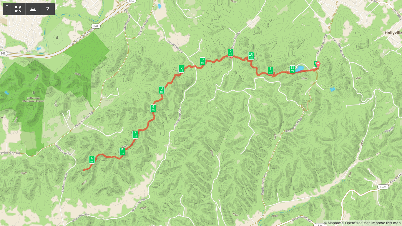 Map of Siltstone Trail Out and Back.png