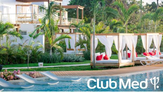 Découvrez toutes les offres du moment chez Club Med!