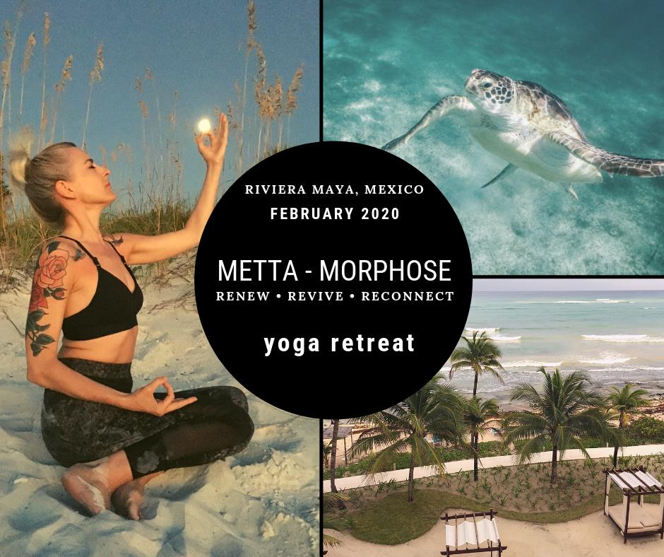 visuel retraite Rayonnez votre lumière à la Riviera Maya