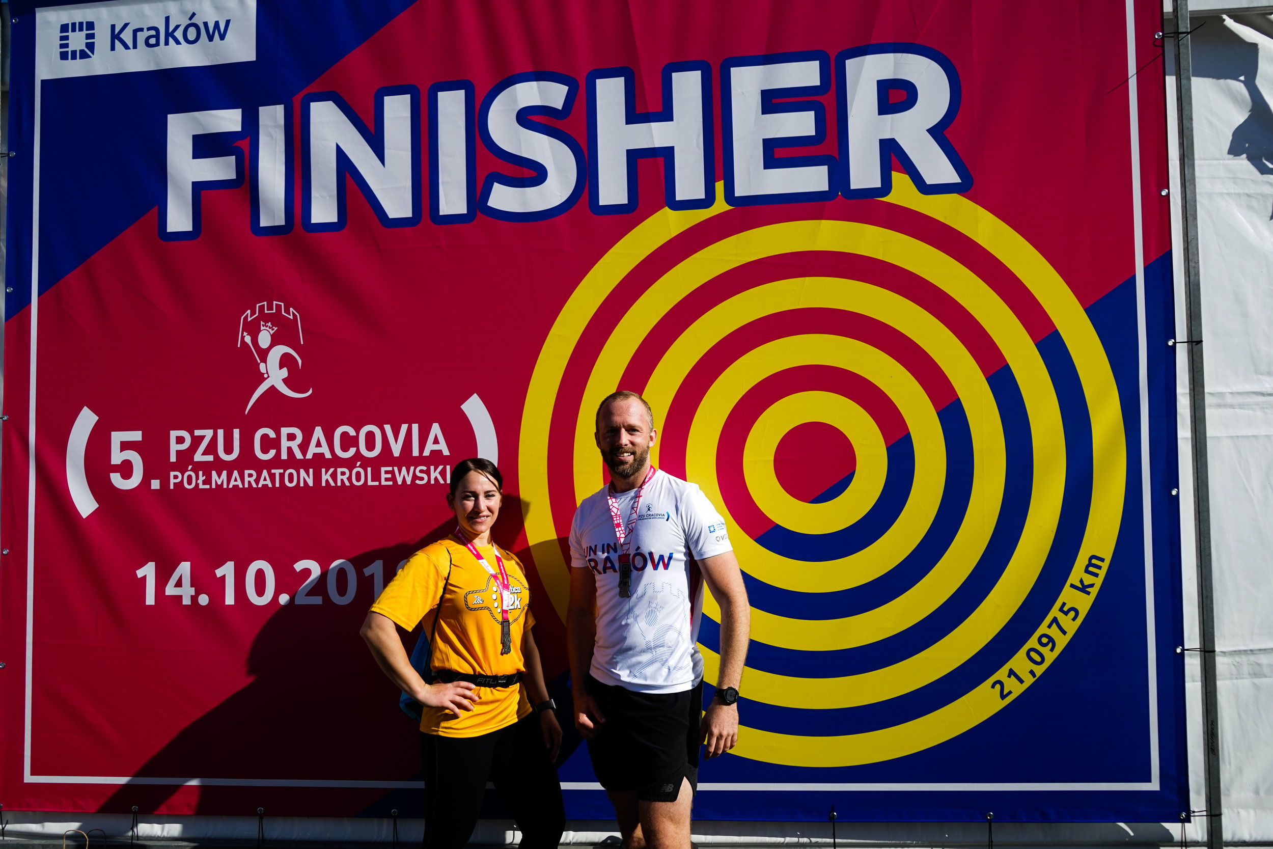 Photo Courtesy of Sz.Gruchalski   www.pzucracoviamaraton.pl
