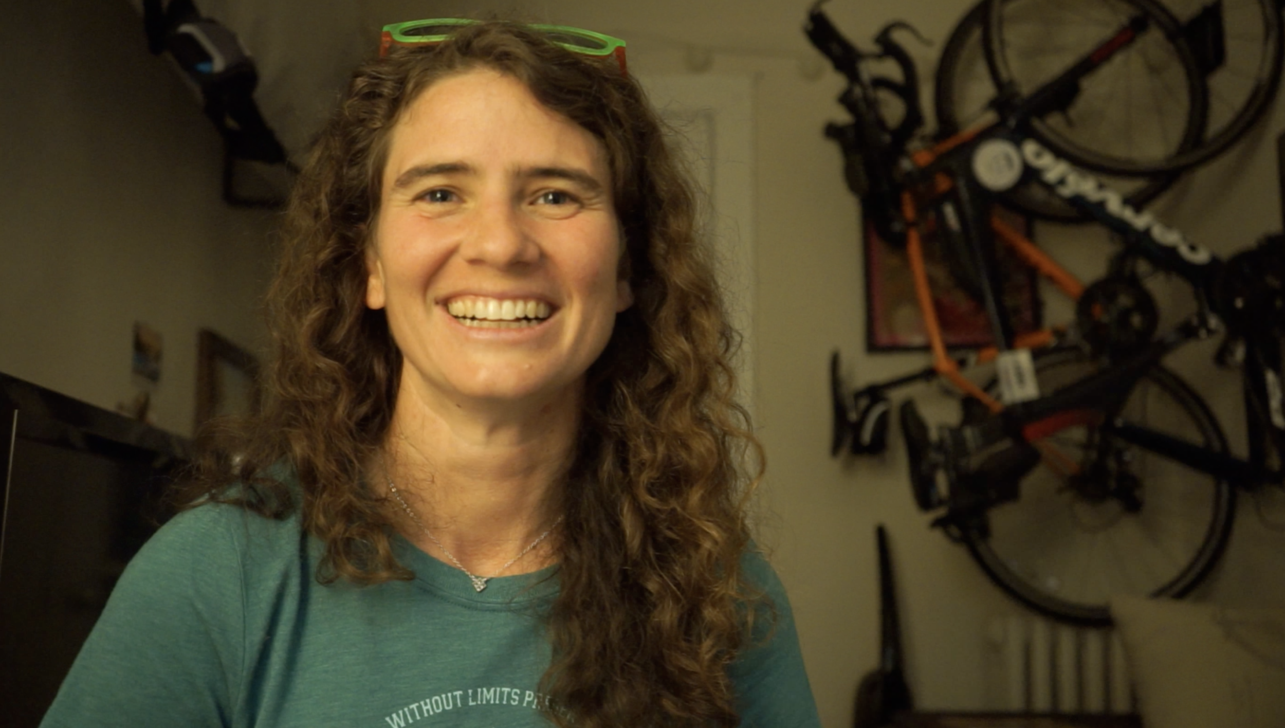 Your Guide - Erin Agee - From Boulder, Colorado, Erin is a cyclist, triathlete, and white water enthusiast. Erin has lived in Thailand, Spain, and Ireland, and loves widening her comfort zone in new countries with new friends. Having helped guide groups on multi-day backpacking and white water rafting trips since 2003, she's passionate about connecting with people in the beautiful and remote places that feed us all.
