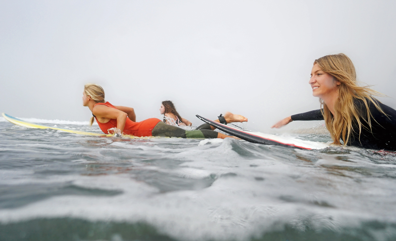 You'll learn our WOW secrets for easier, more effective paddling so you can conserve your energy for riding the waves!