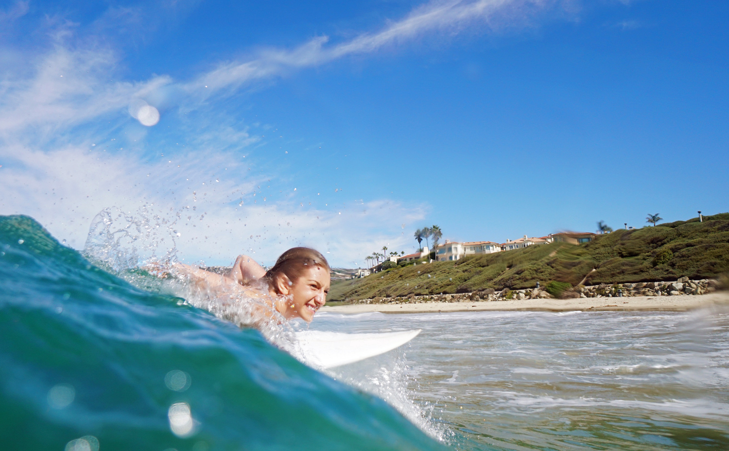 It's not about the wave count -- it's about making the waves count