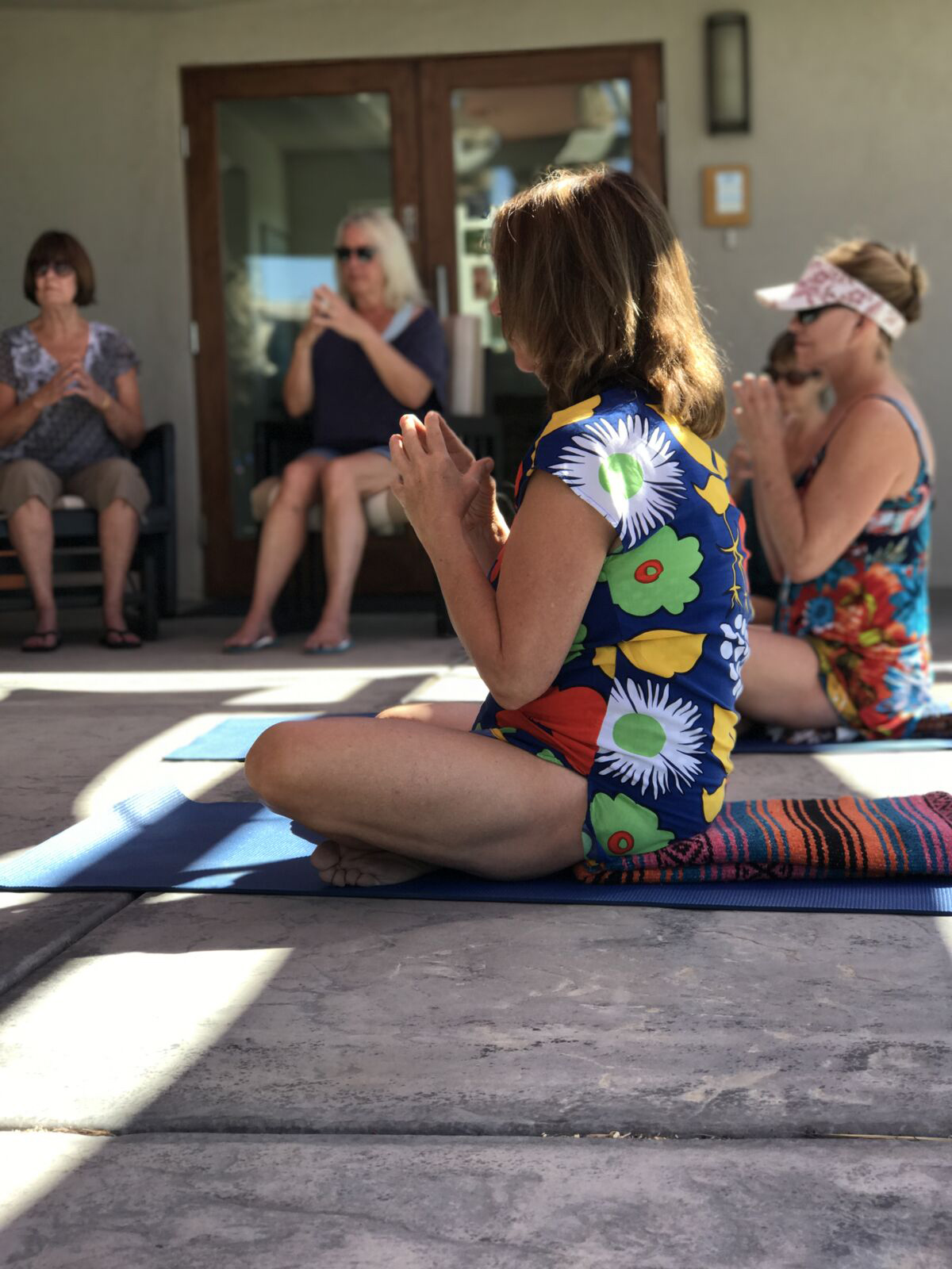 gentle yoga is a guest favorite, as it creates a send of well-being and peace of mind in a relaxed, awakened body