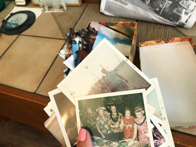 It is sooo tempting to go down memory lane and sort through these photos...but that is for a different 15-minute session!
