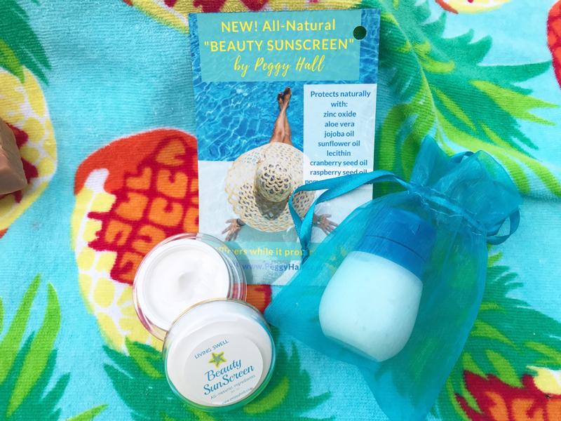 Peggy Hall's Non-Toxic SunSCREEN Beauty Sunscreen
