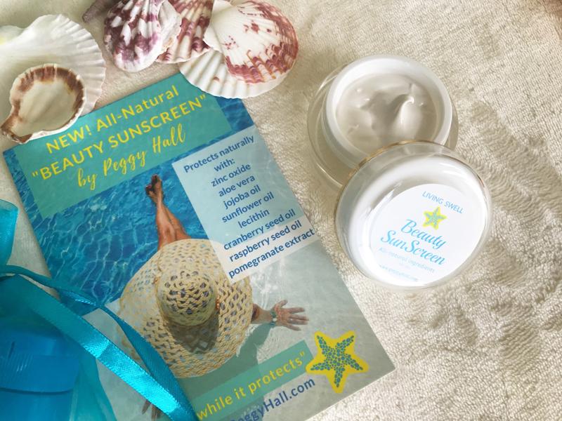 Beauty sunscreen non-toxic peggy hall
