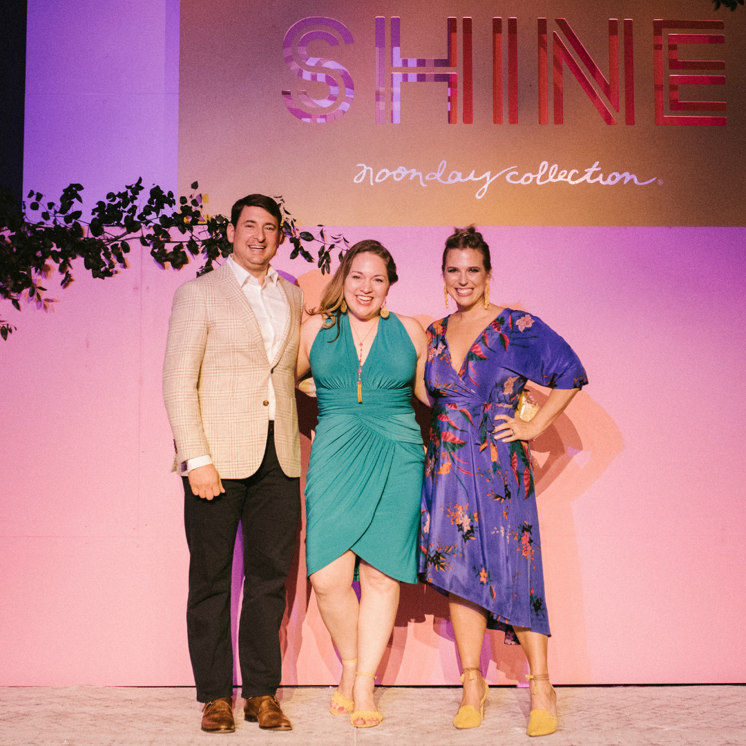 At our Shine conference, I was honored to be recognized by our founder/CEO, Jessica Honegger, and co-CEO Travis Wilson, as a top 10 recruiter for 2018. Inviting others to join my team, and coaching them in their businesses, is one way I expand my impact. photo credit: @carynnoel