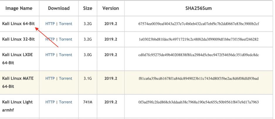 Download Kali Linux 64 Bit That Is 19 Mb