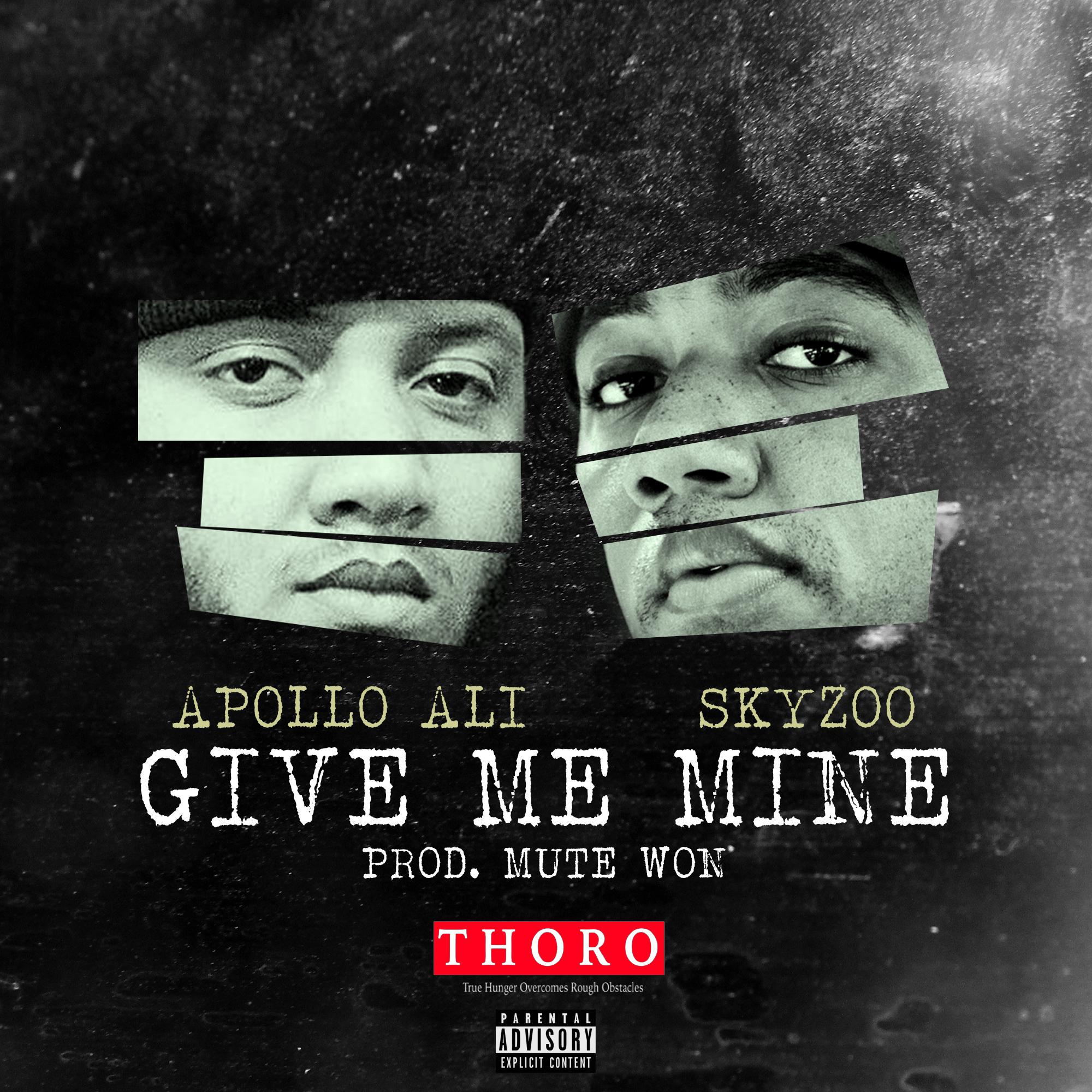'Give Me Mine'