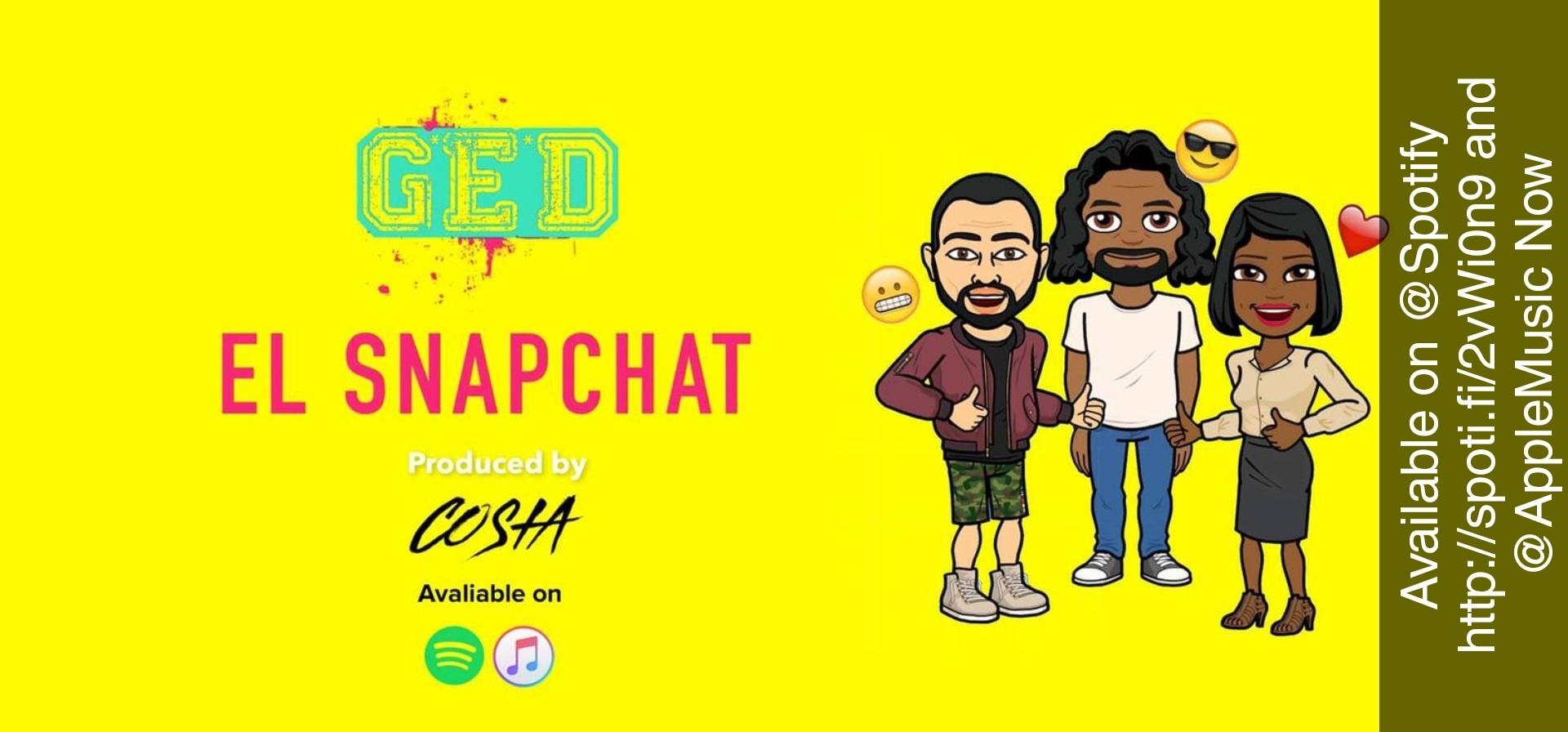 'El Snapchat'
