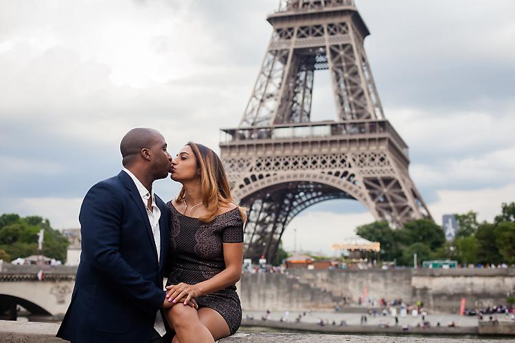 Greetings from Paris -